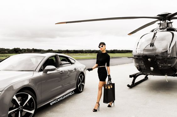 hélicoptère VIP