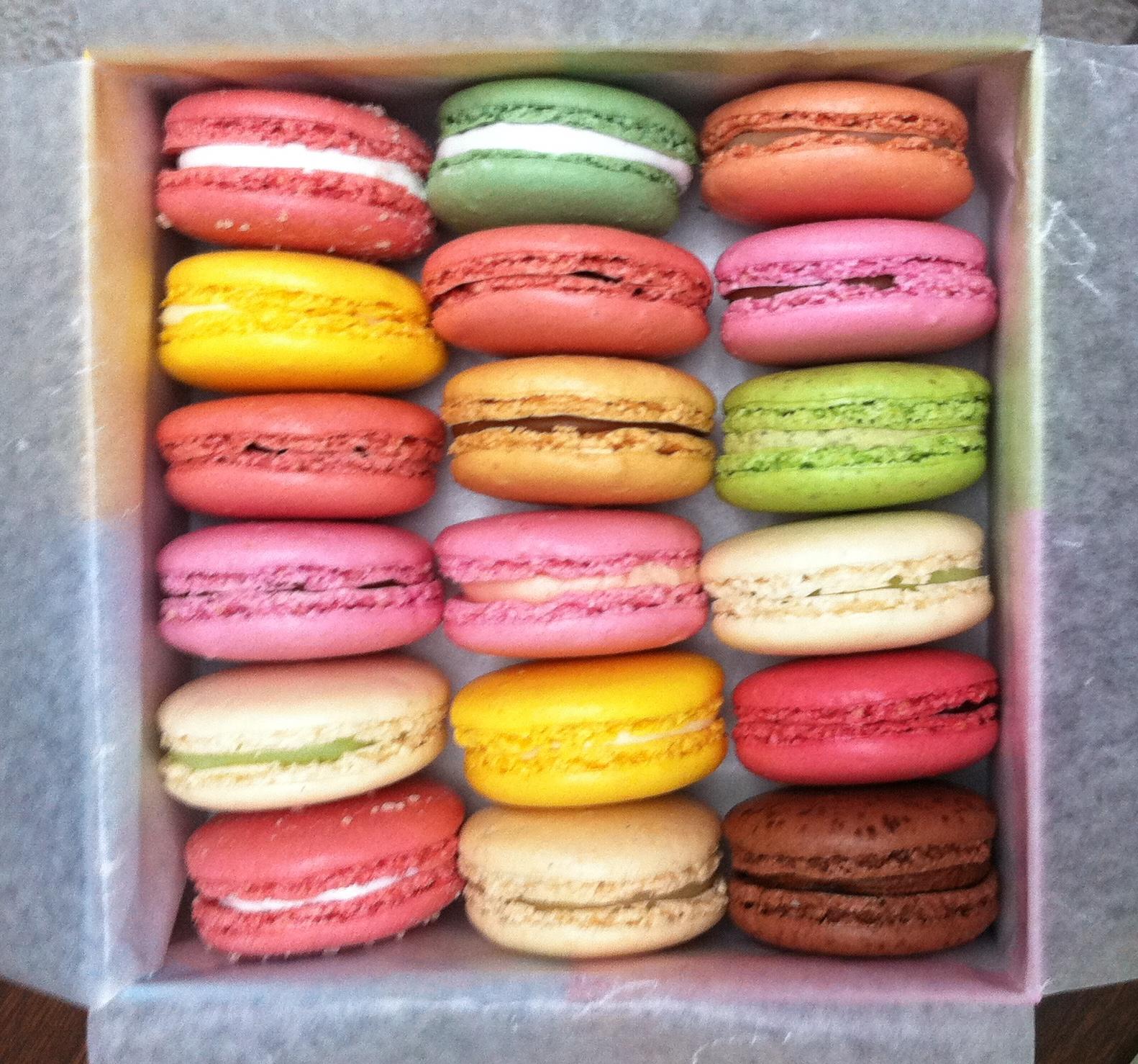 Des gourmandises à la française personnalisable en fonction de vos envies