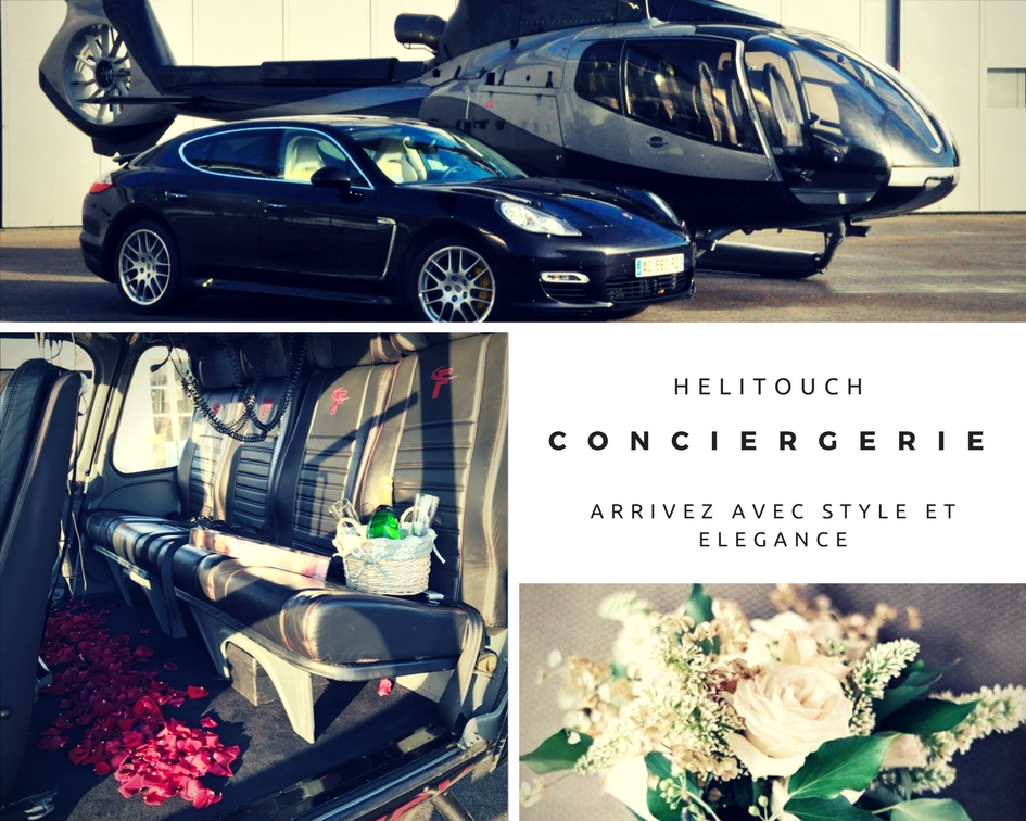 HELICOPTER LUXURY PARIS