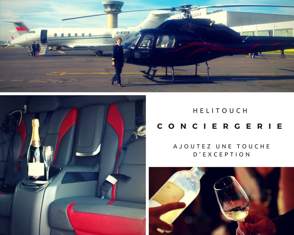 LUXURY HELICOPTER PARIS