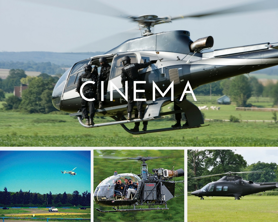 cinema helicopter