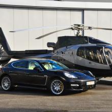 Evénementiel automobile - Porsche